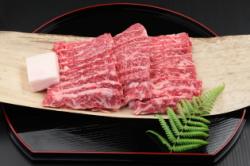松阪牛カルビ・上・焼肉用